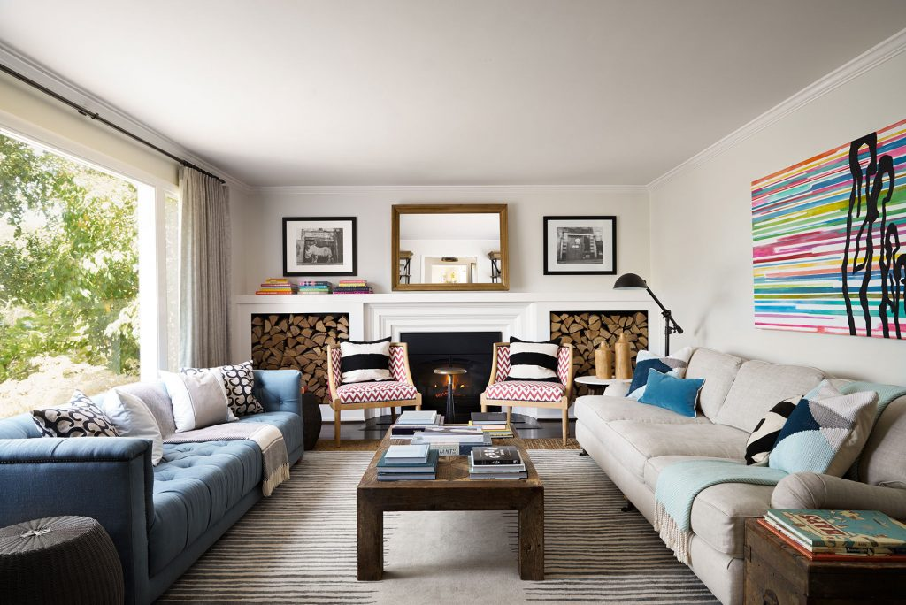 4 Rules for Creating the Perfect Living Room