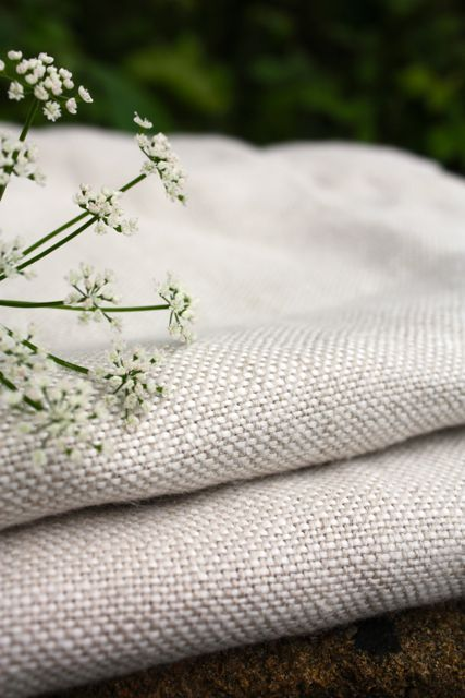 Natural Fabrics and Fibres