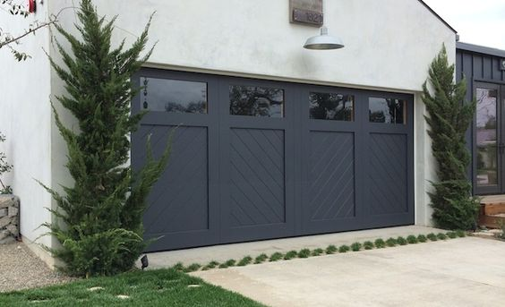 make improvements to your home with a modern garage