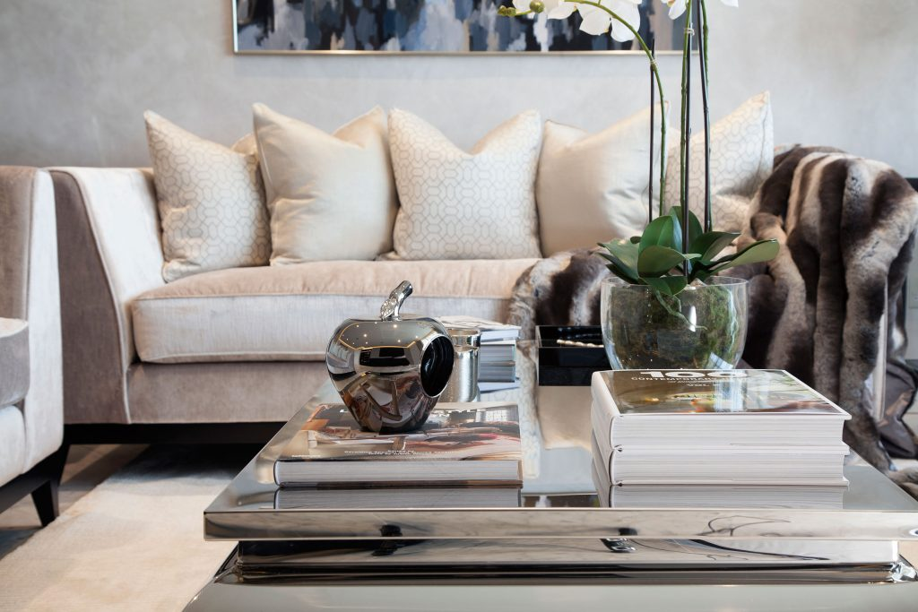 The Art of Styling: Coffee Tables