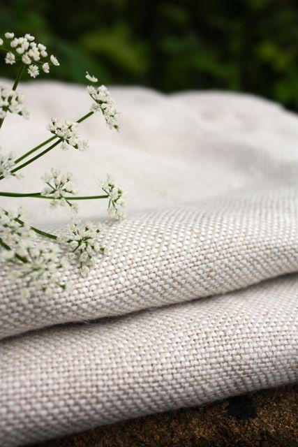 Natural Fabrics and Fibres