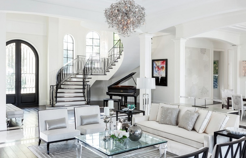Making Your Living Room Look And Feel More Luxurious Jessica Elizabeth Interiors