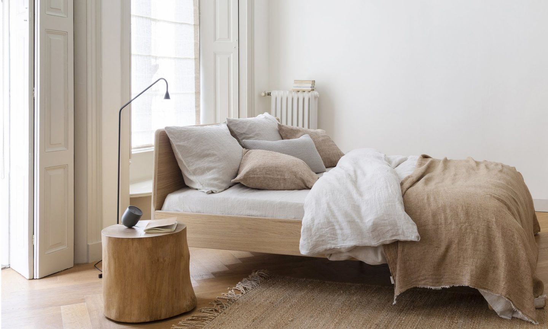 warm modern home