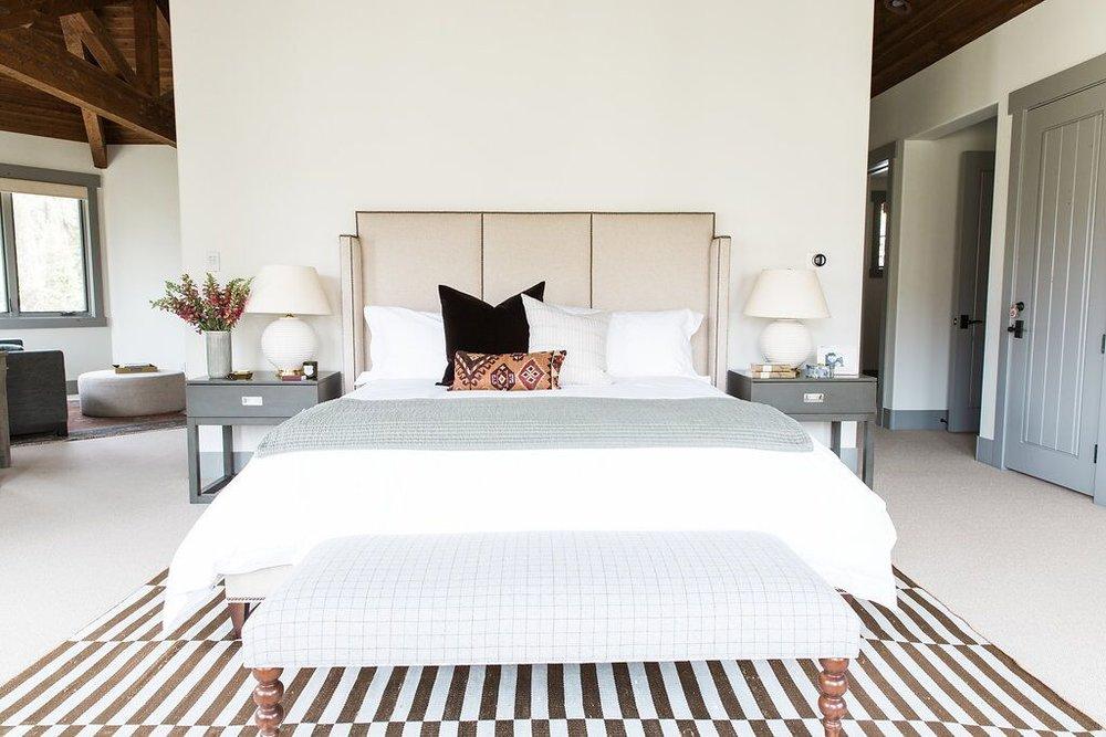 hotel bedroom design