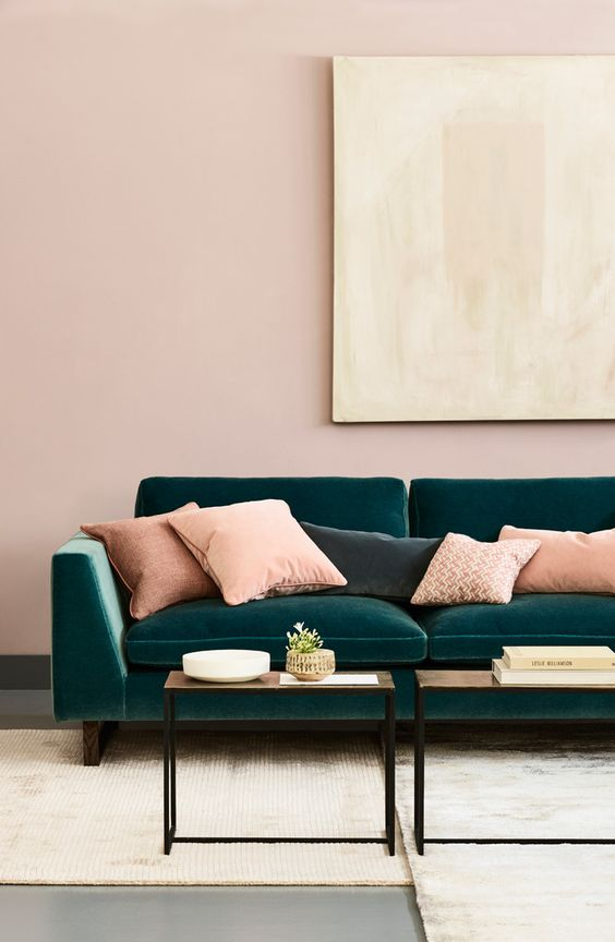 Embrace Colour in your Home