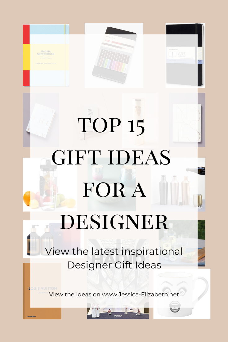 top 15 gift ideas for a designer