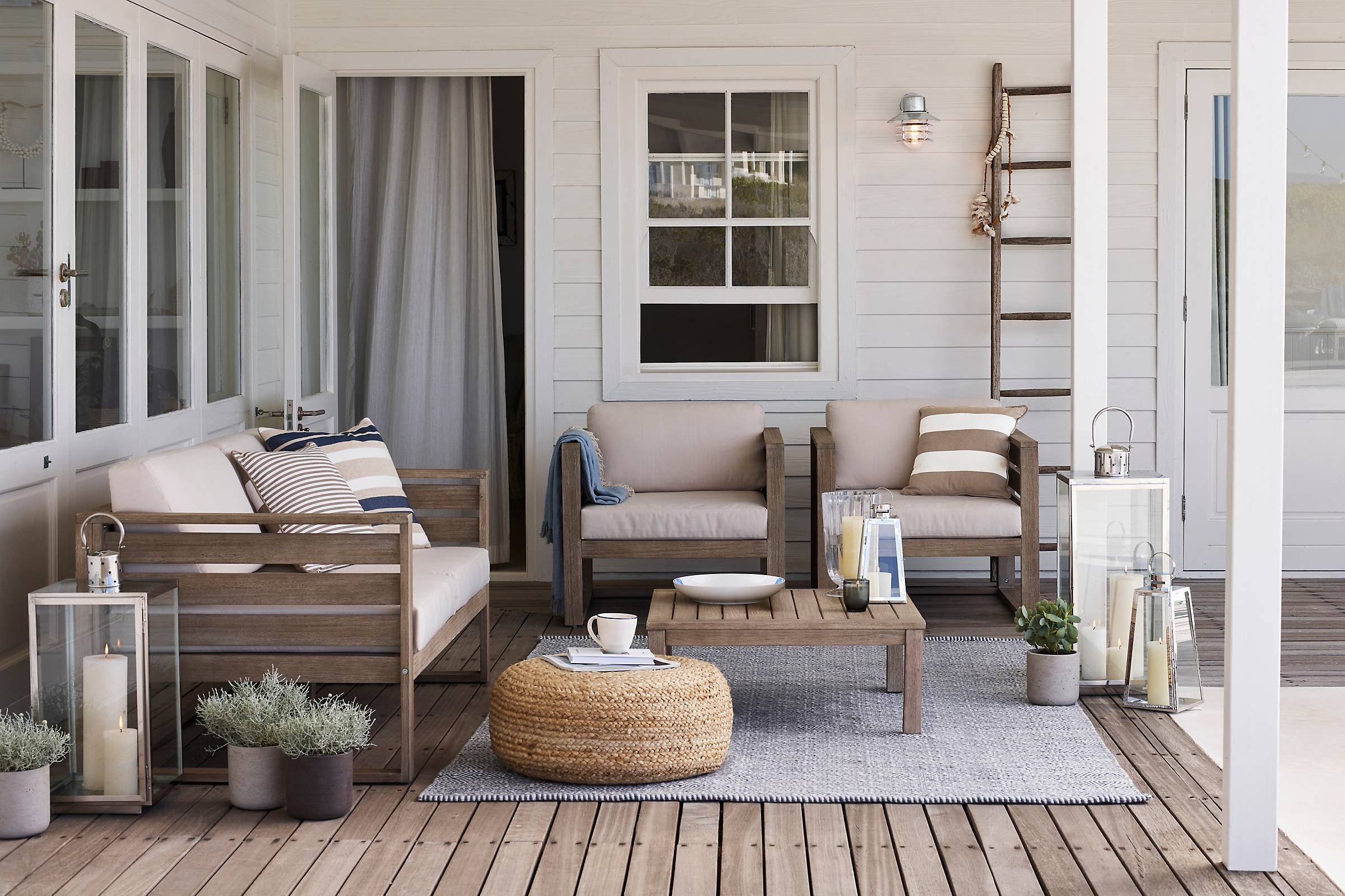 7 Outdoor Living Ideas