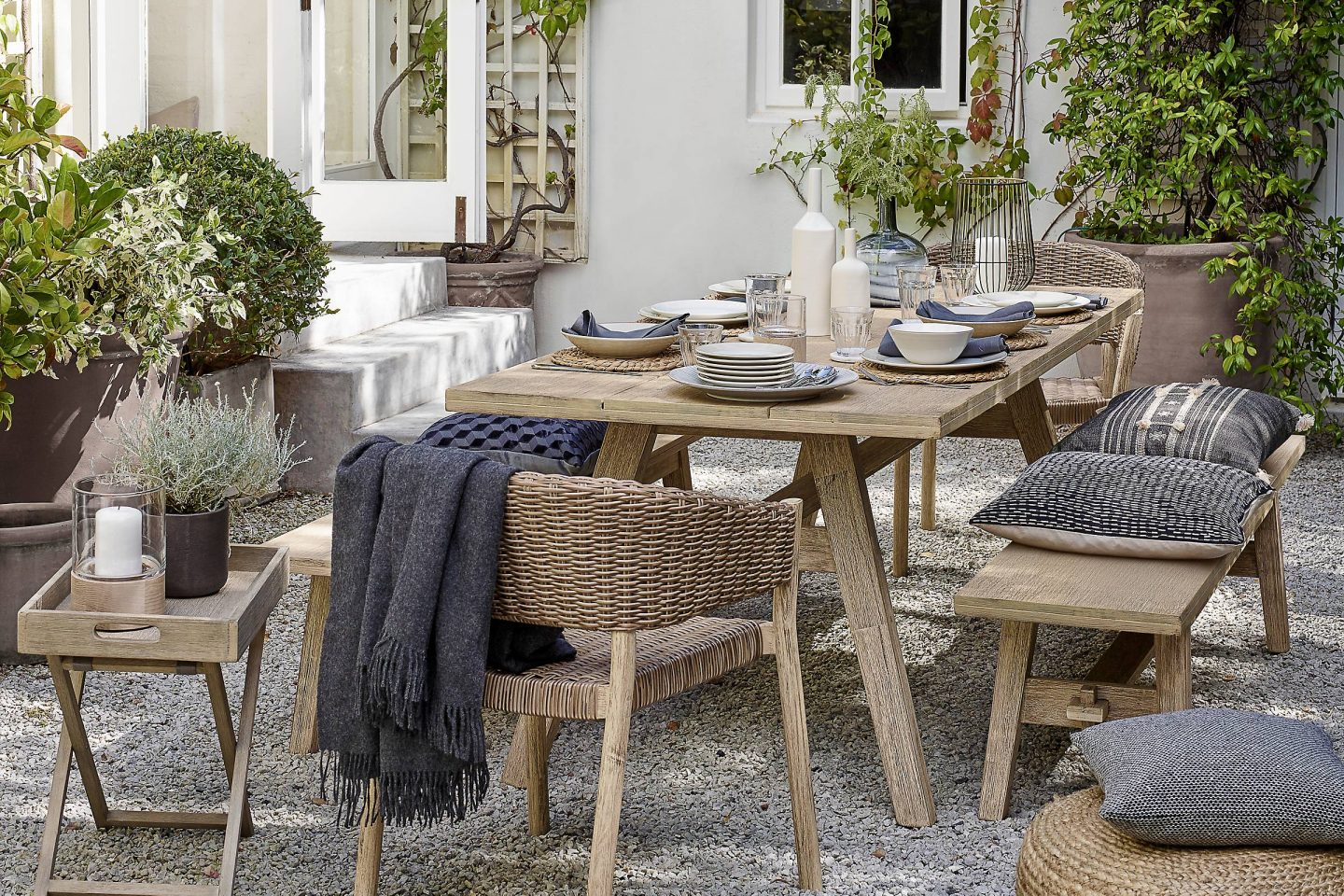 outdoor furniture and living ideas countryside