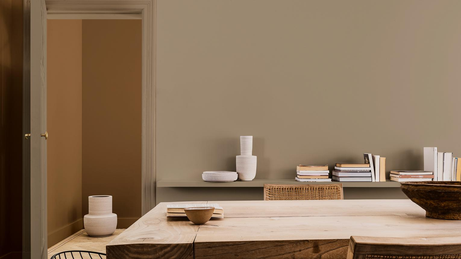 Greige Dulux Colour of the Year Brave Ground 2021