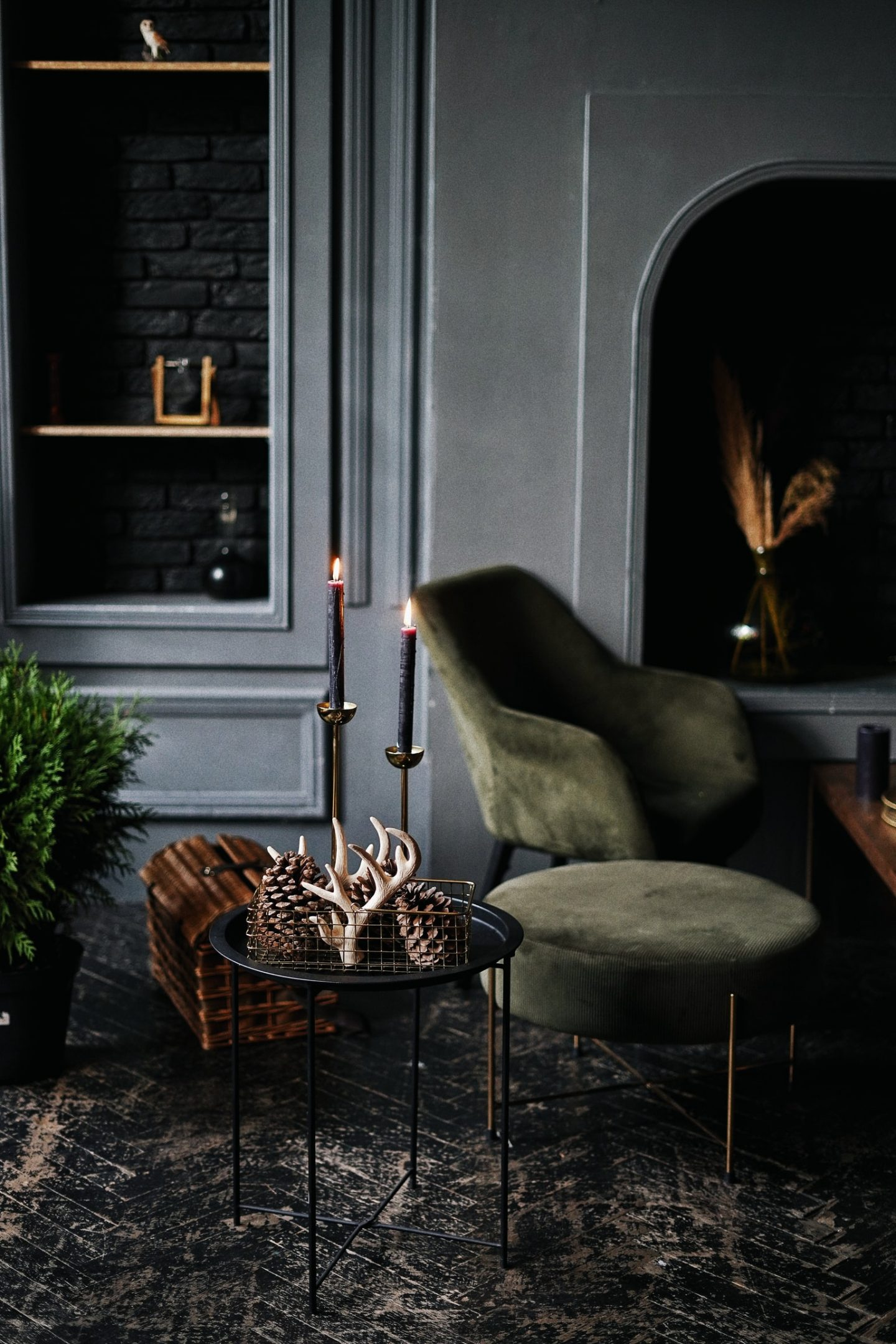 interior switch to winter