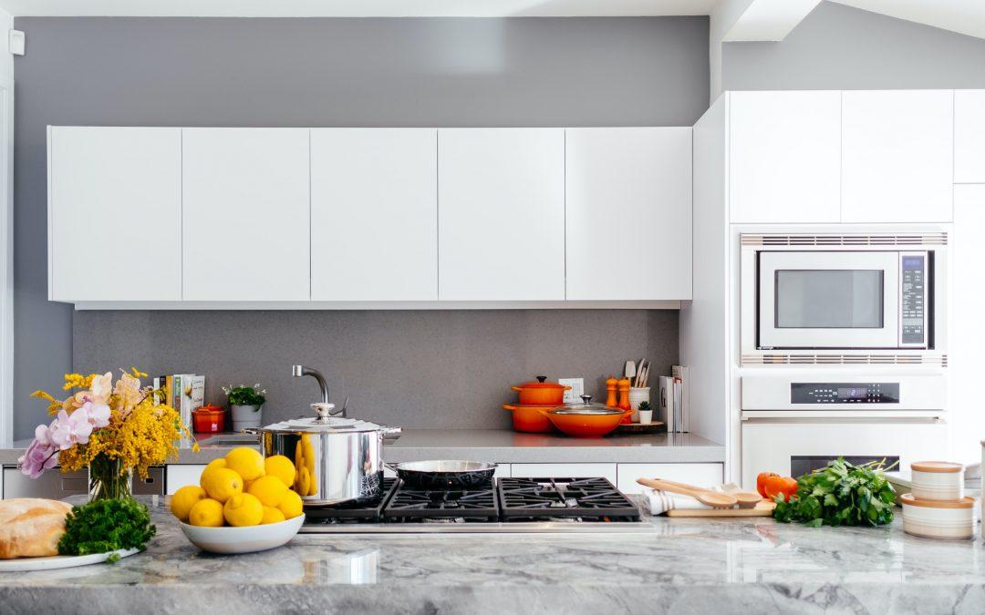 Healthy Kitchen Upgrades